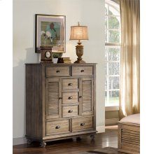 Lakeport Pewter Mule Chest