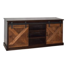 "Famhouse Farmhouse 56"" TV Console"