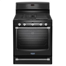 Gas Freestanding Stove with Griddle - 5.8 cu. ft.