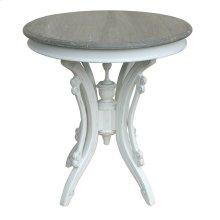 Victorian Tea Table - Wht/rw
