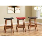 """24"""" Saddle-seat Counter-height Stools Product Image"""