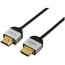 """Slim High Speed HDMI Cable - 6' 5"""""""