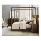 Freemont King Canopy Bed Complete Product Image