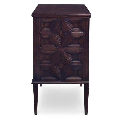 Slant Chest of Drawers