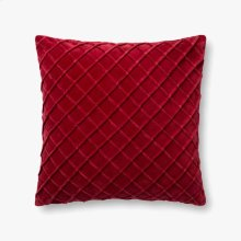 P0125 Red Pillow