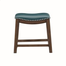 18 Dining Stool, Green