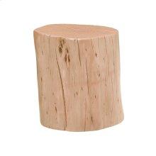 Stump Stool Natural