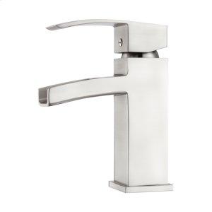 Dario Single Handle Waterfall Faucet - Brushed Nickel Product Image
