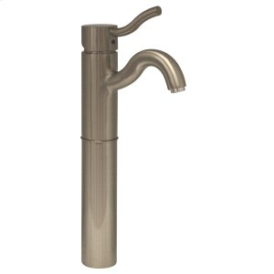Venus single-hole, single-lever elevated lavatory faucet. Product Image