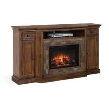 "Savannah 72"" Fireplace/ TV Console"