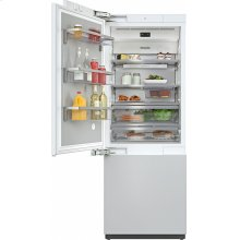 KF 2811 Vi MasterCool fridge-freezer For high-end design and technology on a large scale.