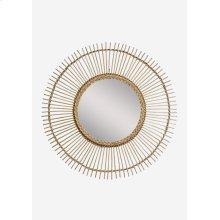 (LS) Portia Mirror (D 35.4 x 0.8)