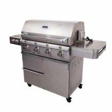 Elite Series 4-Burner Gas Grill