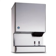 Ice Maker, Water-cooled, Ice and Water Dispenser, Opti-Serve Series