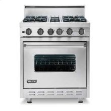 "Stainless Steel 30"" Sealed Burner, Self-Cleaning Range - VGSC (30"" wide range with four  burners)"