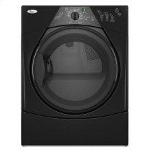 Black-on-Black Duet Sport® Electric Dryer