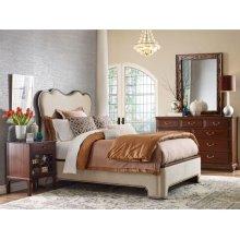 Hadleigh Uph Queen Bed - Complete