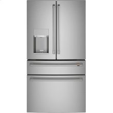 Café ENERGY STAR ® 27.6 Cu. Ft. 4- Door French-Door Refrigerator
