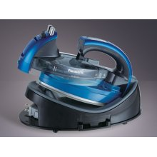 Cordless 360° Freestyle Steam/Dry Iron with Curved Ceramic Soleplate - NI-WL602A