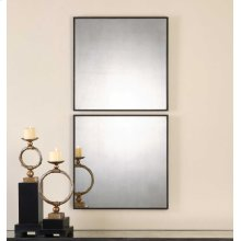 Matty Square Mirrors, S/2