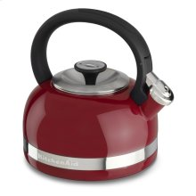 2.0-Quart Kettle with Full Handle and Trim Band - Empire Red