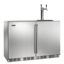 "48"" Signature Series Refrigerator/Beer Dispenser"