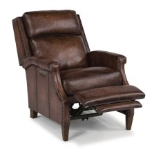 Jagger Leather Power High-Leg Recliner