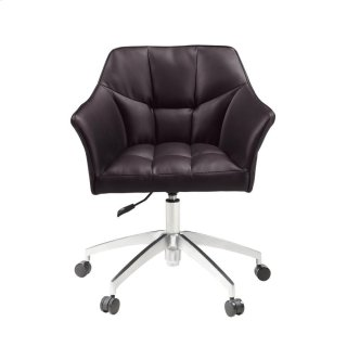 Spider Office Chair Black