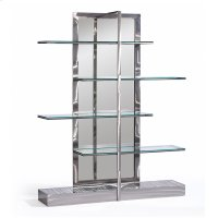 Luca Etagere - Mirror Panel Product Image