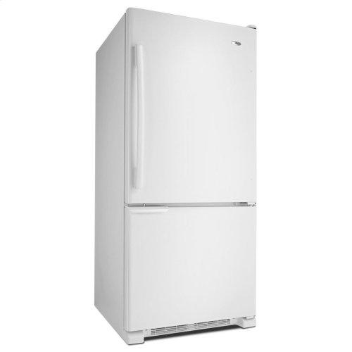 Amana® 18.5 cu. ft. Bottom-Freezer Refrigerator