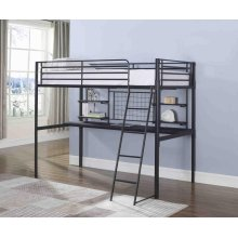 Boltzero Twin Loft Bunk Bed