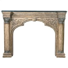 Arch Fireplace Surround