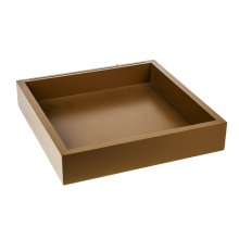 "10"" x 10"" x 2"" Counter Display Box."
