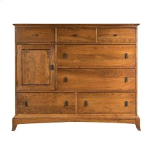 Sabin One Door Dresser
