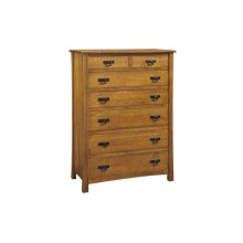 American Review Chest of Drawers