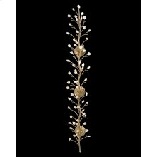 Quartz Twelve-Light Wall Sconce