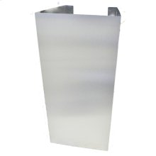 Wall Hood Chimney Extension Kit (9-12ft) for vented hoods, Stainless Steel