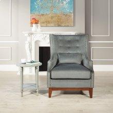 Sabastian Tall Chair With Lumbar Pillow