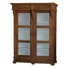 Hyde Two Door Display Cabinet