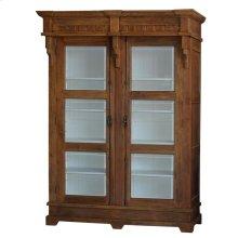 Hyde Two Door Display Cabinet