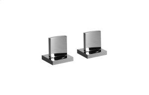 Sade/Targa/Luna Tub Handle Set - Deck-Mounted Product Image