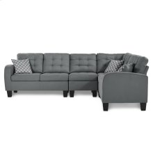 2-Piece Reversible Sectional