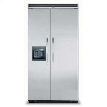 "42"" Side-by-Side Refrigerator/Freezer with Dispenser - DDSB (42"" wide)"