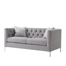 Ardmore Love Seat (nickel)