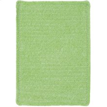 Lime Chenille Creations Cross Sewn Rectangle