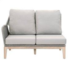 Loom Outdoor Modular LF 2-Seat Sofa