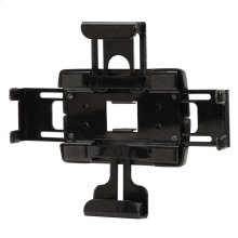 "Universal Tablet Cradle (Black) For Tablets Less Than 0.75"" (19mm) Deep"