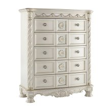 Cassimore Five Drawer Chest
