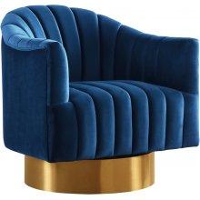 """Farrah Velvet Chair - 32"""" W x 31"""" D x 31"""" H"""