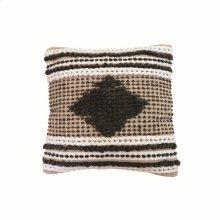 18X18 Hand Woven Tate Pillow